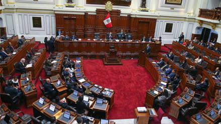 Pleno del Congreso otorgó el voto de confianza al Gabinete Ministerial de Salvador del Solar
