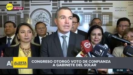 Del Solar: