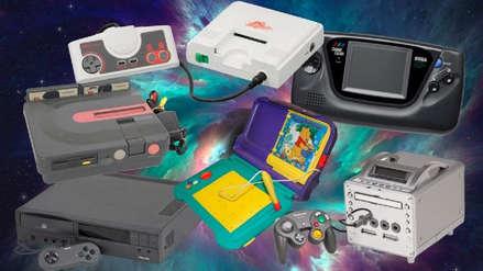 15 consolas de videojuegos que quizás no conoces
