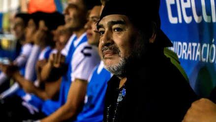 Maradona amenazó con dejar a los Dorados por supuestos errores arbitrales