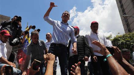 Juan Guaidó llama a movilizaciones para