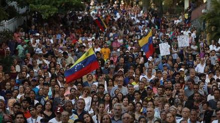 La oposición marcha hoy contra Nicolás Maduro en 358 puntos de Venezuela