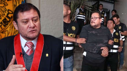 Fiscal sobre los Chávez Sotelo: