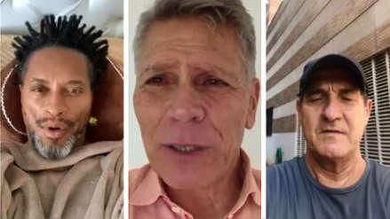 El mensaje de aliento de Zé Roberto, Paulo Autuori y Muricy Ramalho a Paolo Guerrero con miras a su debut en Inter