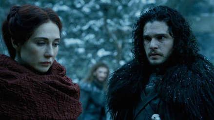 Actriz que da vida a Melisandre filtró la nueva intro de