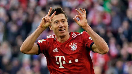 Bayern Munich goleó 5-0 a Borussia Dortmund y retoma la punta de la Bundesliga