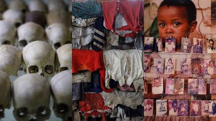 20 imágenes que dan testimonio del genocidio que mató a 800 mil personas en Ruanda