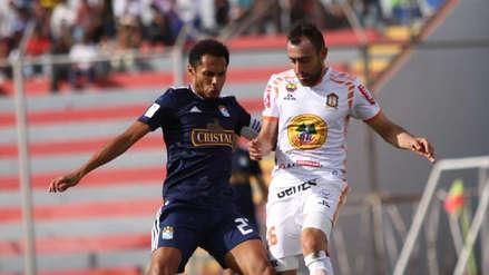 Sporting Cristal perdió 2-0 ante Ayacucho FC y puede perder la punta