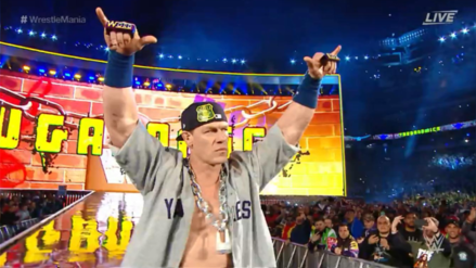 WWE WrestleMania 35 EN VIVO: John Cena vuelve a su personaje de