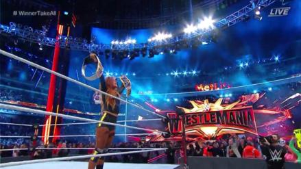 WWE WrestleMania 35 | Todos los resultados de la noche