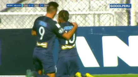 El golazo de Joazinho Arroé para el primero de Alianza Lima ante Real Garcilaso