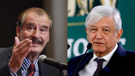 México: expresidente Vicente Fox denuncia intento de ataque armado y responsabiliza a López Obrador