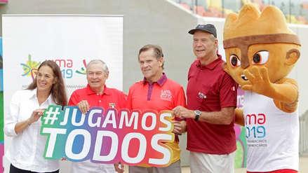 De primer nivel: Lima 2019 entregó pista de calentamiento a la Federación Peruana de Atletismo