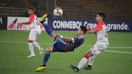 Perú cayó  2-0 ante Paraguay por la tercera fecha del  Sudamericano Sub 17