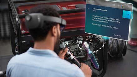 """""""Como Call of Duty en la vida real"""": así usa el ejército de EE.UU. las gafas HoloLens 2 de Microsoft"""