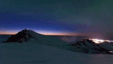 NASA realizó vistoso experimento con auroras boreales [VIDEO]