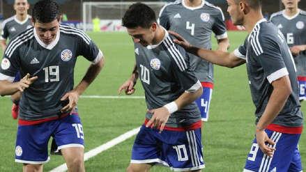 Fernando Ovelar, el chico de 15 años que le anotó a Perú en el Sudamericano Sub 17 y ya debutó en Primera