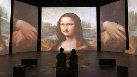 """Un viaje emocional: """"Da Vinci Experience"""", la muestra multimedia inmersiva que llega al Perú"""