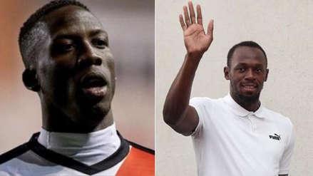 Usain Bolt afirmó que no conoce a Luis Advíncula: