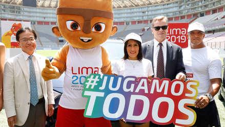 Lima 2019 tiene un nuevo patrocinador y será la Marca Oficial de la Ruta de la Antorcha