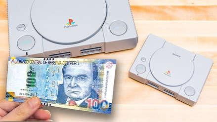 ¡Su precio más bajo! La consola PlayStation Classic ya se encuentra a 100 soles en Perú