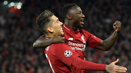 Liverpool vs Porto: el golazo de Keita de larga distancia que puso el 1-0 en el Anfield