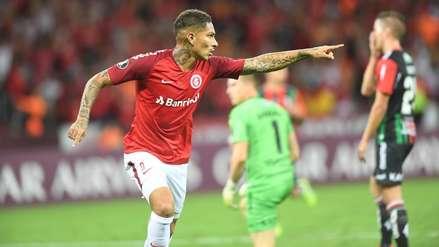 Internacional vs. Palestino: resumen del minuto a minuto del partido por Copa Libertadores