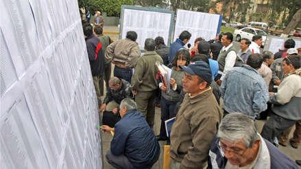 Salió la quinta lista de trabajadores cesados por el régimen fujimorista