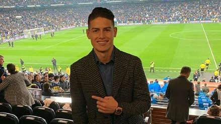 James Rodríguez se nacionalizó español y no ocupará  plaza de extracomunitario ¿Tendrá espacio en el Real Madrid?