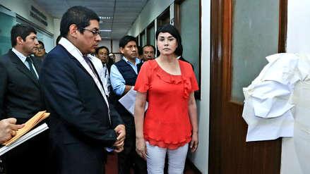 Caso Chávarry: Exasesora ratificó versión sobre ingreso a oficina lacrada en diligencia de reconstrucción
