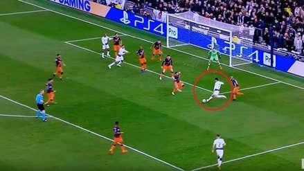 Son anotó golazo de zurda ante Manchester City en medio de la polémica