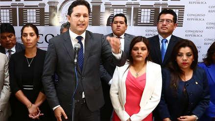 Salaverry dice que Beteta presentó a congresistas ausentes como testigos en su denuncia de agresión