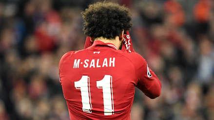 ¡Increíble!: el gol que se falló Mohamed Salah en partido de Liverpool ante Porto
