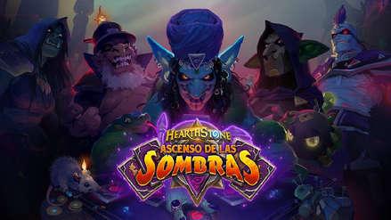 Hearthstone | Nueva expansión 'Ascenso de las Sombras' ya está disponible y trae muchos regalos consigo