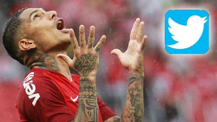 Paolo Guerrero anotó en el Inter de Porto Alegre vs. Palestino y le llueven elogios en redes sociales