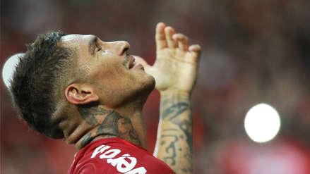 ¡Gol al cielo!: la celebración de Paolo Guerrero dedicada a su sobrino fallecido
