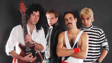 "Llega a Lima ""Dios Salve a la Reina"", considerada la mejor banda de tributo a Queen en el mundo"