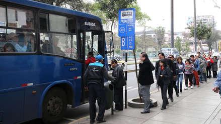 Tarjetas electrónicas de Corredor Azul se implementarán a partir del 18 abril