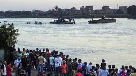 Un turista cayó al río Nilo Blanco y se ahogó al hacerse un selfie