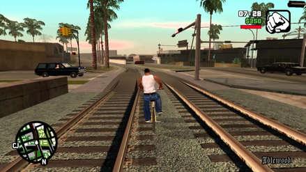 ¡Se descubre un misterio! Usar trucos en GTA San Andreas tenía efectos secundarios en tu partida
