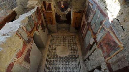 Italia | Una joven intentó robar partes de un mosaico en Pompeya