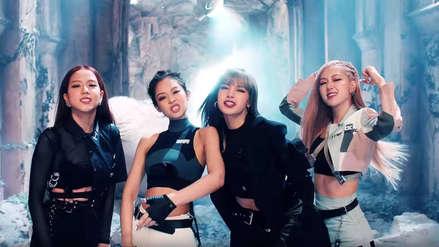 Grupo Kpop BLACKPINK rompe el récord de llegar más rapido a las 100 millones de vistas en YouTube