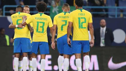 ¡Cambio radical! Brasil presentó su nueva camiseta para la Copa América