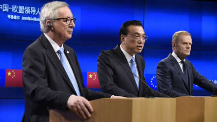 China promete a Europa una mayor apertura comercial: