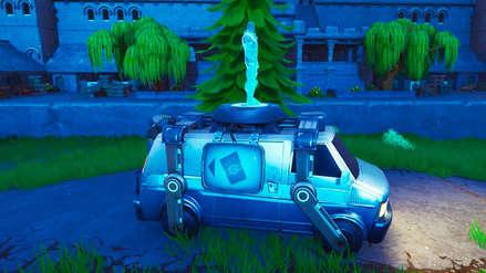 Las furgonetas de reinicio llegan a Fortnite: Así podrás revivir en el videojuego