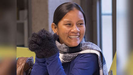 Lideresa bora gana premio internacional por defender los derechos de los pueblos indígenas y el medio ambiente