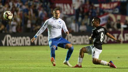 Nacional eliminó a Zamora por 1-0 y acaricia el pase a octavos de Libertadores