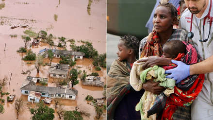 Mujer dio a luz en un árbol en medio de la tragedia por el ciclón que dejó más de 1,000 muertos