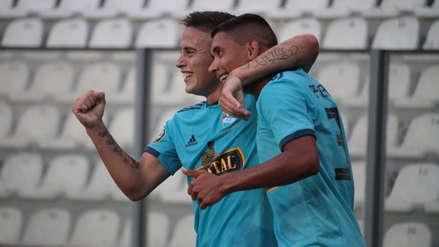 Sporting Cristal venció 2-0 a U. de Concepción y sigue con vida en la Copa Libertadores