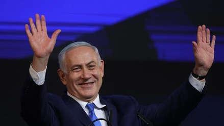 Benjamín Netanyahu se encamina a su quinto mandato, récord histórico en Israel